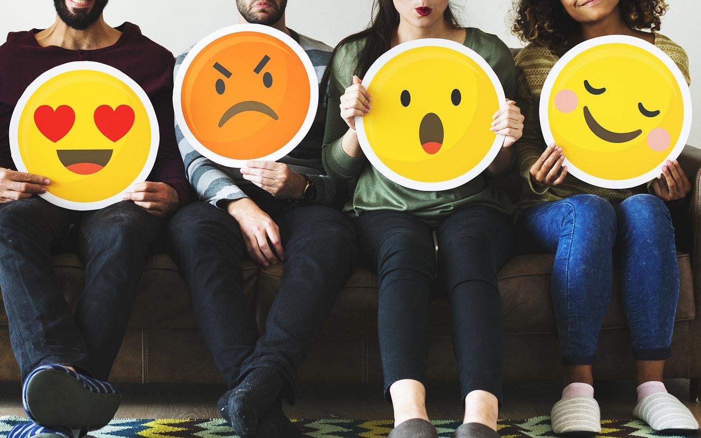 Vrienden maken met moeilijke emoties