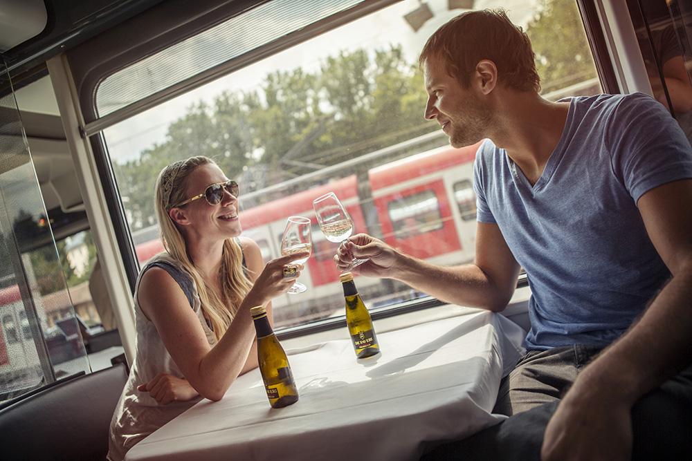 Redenen om met de trein te reizen